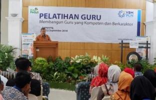 YBM PLN Tingkatkan Kompetensi Guru Honorer