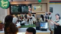 Yuk ke Point Cafe Indomaret Way Halim, Nongkrong Asyik Diskon 50%