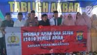 Yusuf Mansyur Isi Tabligh Akbar di Lampung Utara