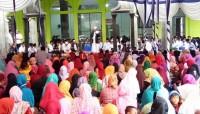 Zainudin Safari Ramadan di Desa Rejomulyo