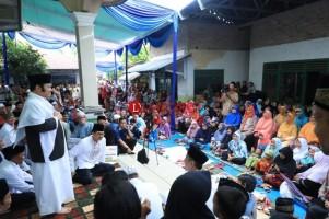 Zainudin Safari Ramadan di Tiga Kecamatan