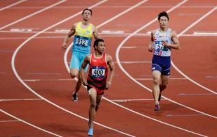 Zohri Lolos ke Final Lari 100 Meter