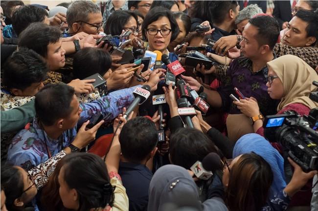 Indonesia Harus Terus Reformasi untuk Hadapi Guncangan Ekonomi Global