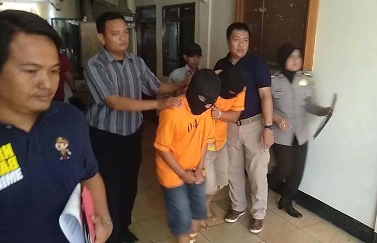 LAMPUNG POST | VIDEO: Polisi Tembak 2 Pencuri Motor yang Kerap Beraksi di Parkiran Bandar Lampung