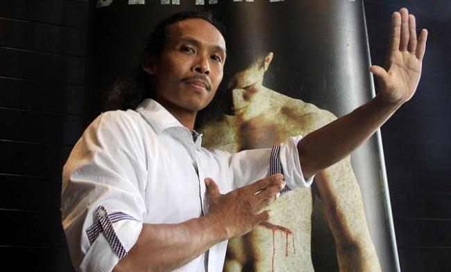 LAMPUNG POST | Wiro Sableng Beres, Yayan Ruhian Garap Film Laga Komedi