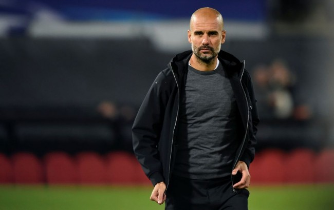 LAMPUNG POST | Pep Senang City Bisa Menang di Laga Tandang Liga Champions