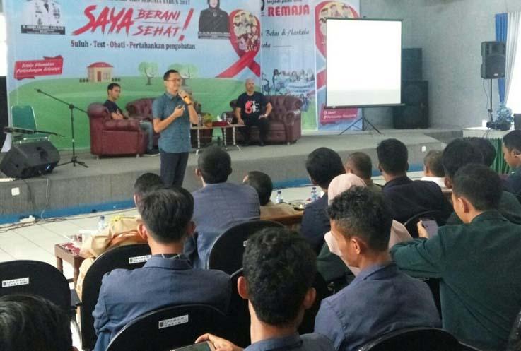 LAMPUNG POST | 6 Ribu Warga Lampung Sandang Status ODHA