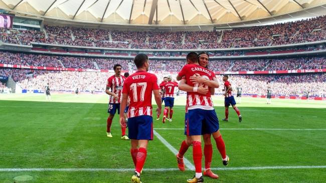 LAMPUNG POST | Prediksi Derby Madrid, Atletico Siap Jamu Madrid dengan Kekuatan Penuh