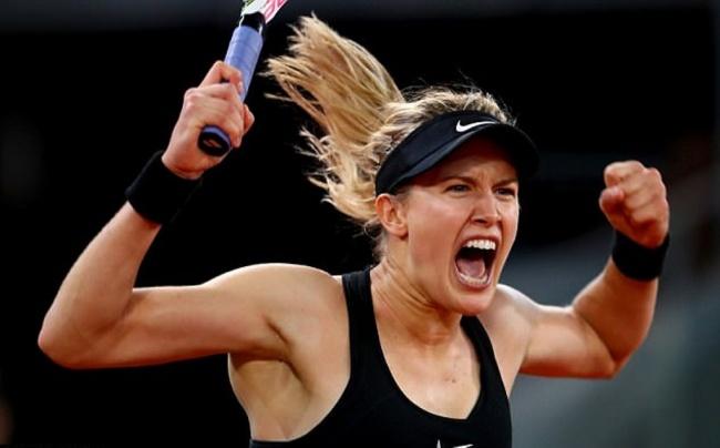 LAMPUNG POST | Keok di Tangan Bouchard, Sharapova Terancam Tak Tampil di Wimbledon