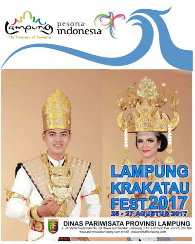 LAMPUNG POST | Lampung Krakatau  Festival Ke-27 Resmi Ditutup
