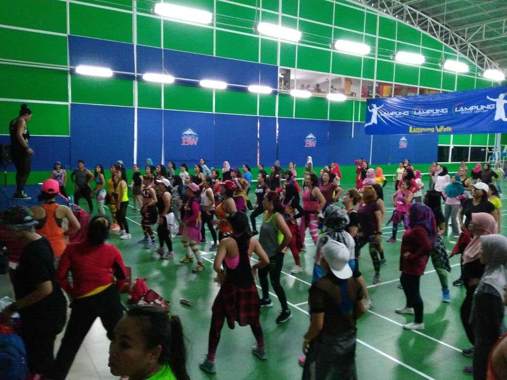 Lampung Walk Sukses Perkenalkan Salsa