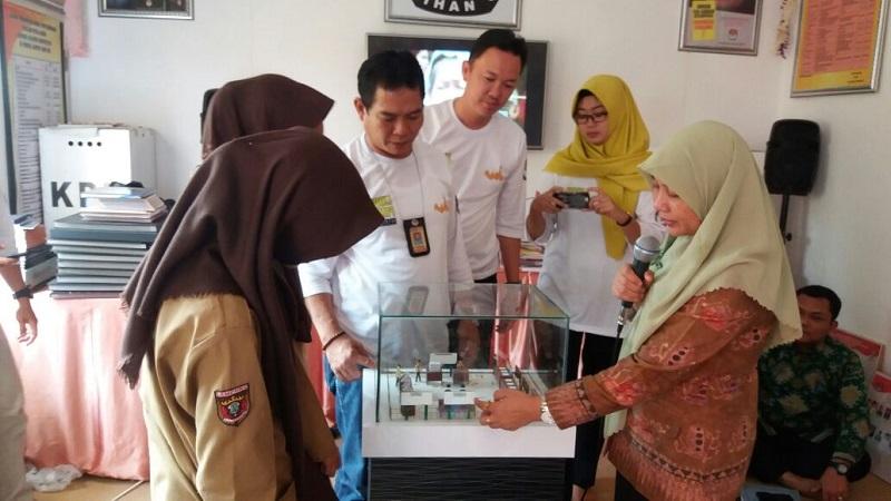 LAMPUNG POST | Rumah Pintar Pemilu Wadah Edukasi Kepemiluan