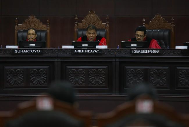 Arief Hidayat Dianggap Merusak Kepercayaan Publik terhadap MK