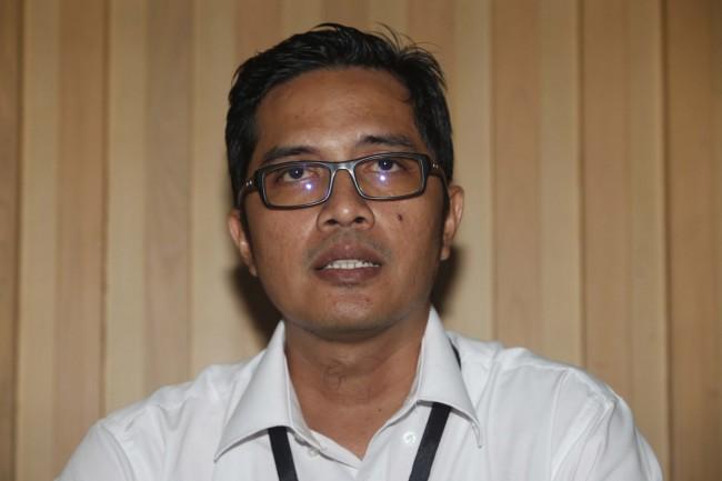 LAMPUNG POST   KPK Tunggu Hasil Laporan Tim Pengawas Internal