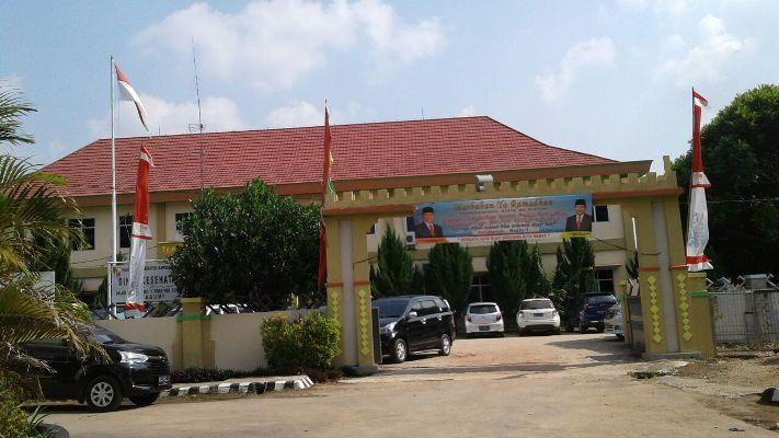 10 Desa di Lampura Mendapat Sertifikat STBM 2018