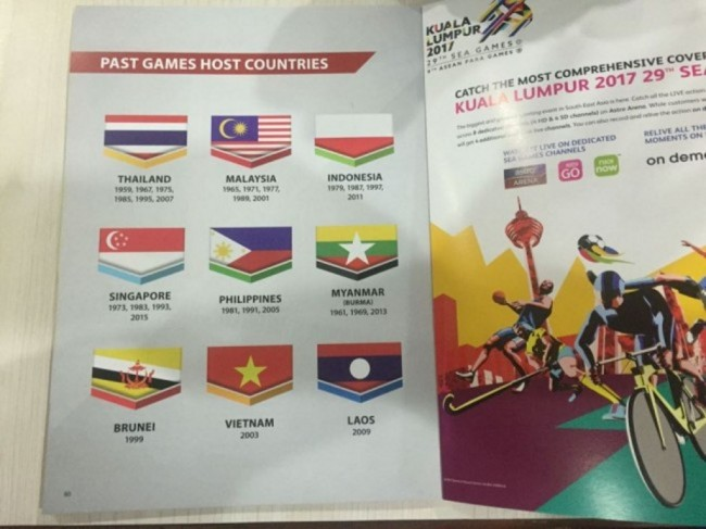 LAMPUNG POST | Malaysia Meminta Maaf soal Insiden Bendera Indonesia