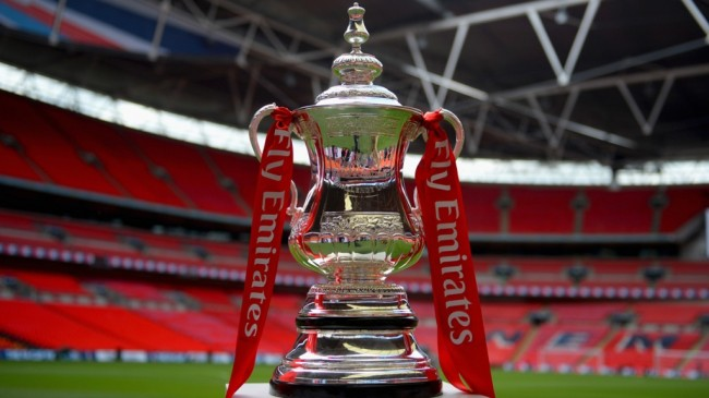 Hasil Lengkap Undian Babak Kelima Piala FA