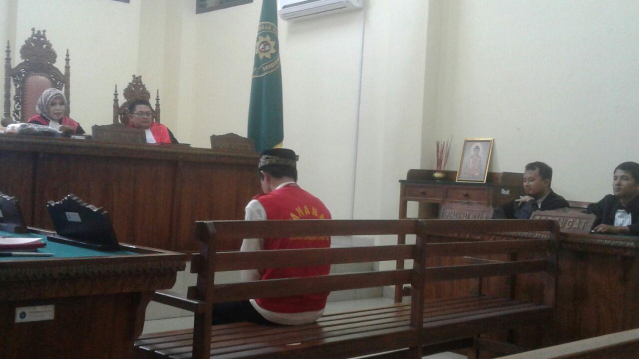 Jaksa Tuntut Pemilik 10 Kg Ganja Dihukum 17 Tahun Penjara