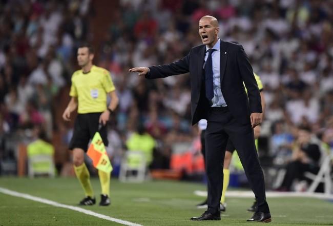 LAMPUNG POST | Zidane Kecewa Ramos Diganjar Kartu Merah