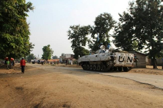 LAMPUNG POST | 15 Penjaga Perdamaian PBB Tewas dalam Serangan Brutal di DR Kongo