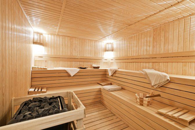LAMPUNG POST | Sauna dan Darah Tinggi