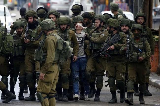 LAMPUNG POST | Remaja Palestina Disidang di Pengadilan Militer Israel