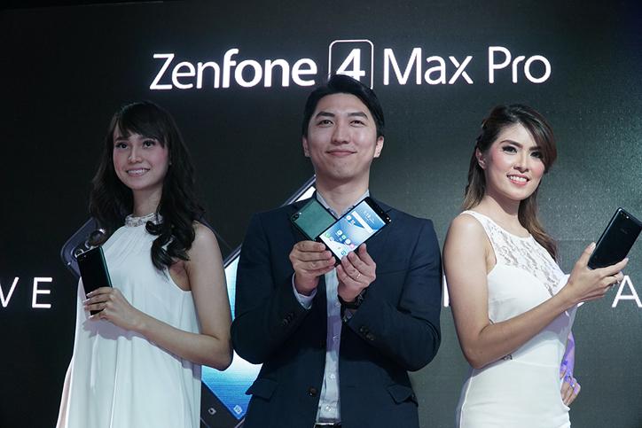 LAMPUNG POST | ZenFone 4 Max Pro Resmi Masuk Indonesia, Ini Spesifikasinya
