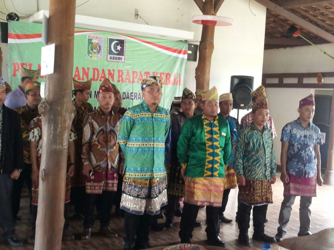 LAMPUNG POST | Garinca Pimpin KAHMI Lampung Timur