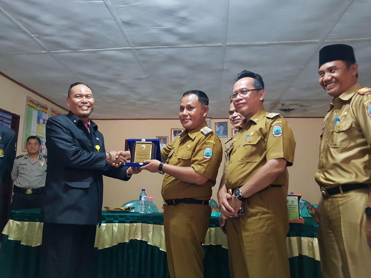 LAMPUNG POST | Peserta Diklat Pemprov Sumatera Selatan Praktek Lapangan ke Lamsel