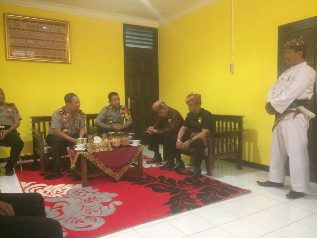 Masyarakat Adat Saibatin 5 Marga Kalianda Siap Membantu Kinerja Kapolda Lampung