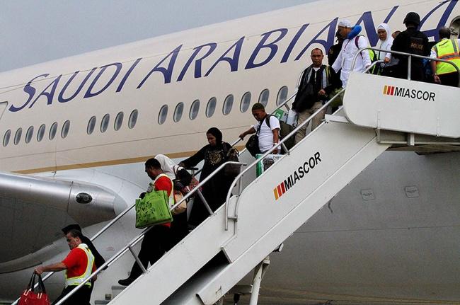LAMPUNG POST | Saudi Arabian Airlines Terbang dari Terminal 3 Soetta Mulai 10 Juli 2017