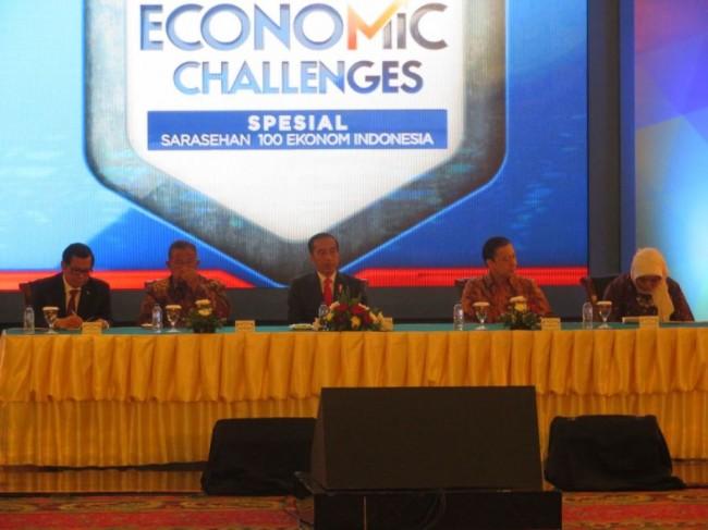 LAMPUNG POST | Masuki Tahun Politik, Ekonom 'Warning' Jokowi