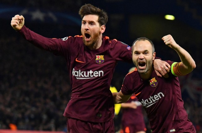 Cetak Gol Perdana ke Gawang Chelsea, Messi Selamatkan Barca dari Kekalahan