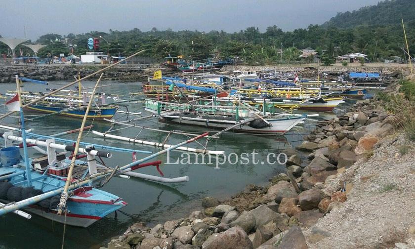 Jumlah Nelayan Tangkap di Lampura Turun 21 %