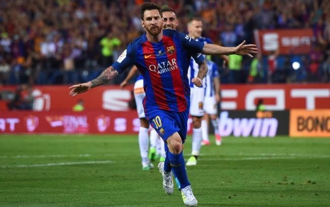 LAMPUNG POST   Messi Diyakini Masih akan Terus Beri Kejutan