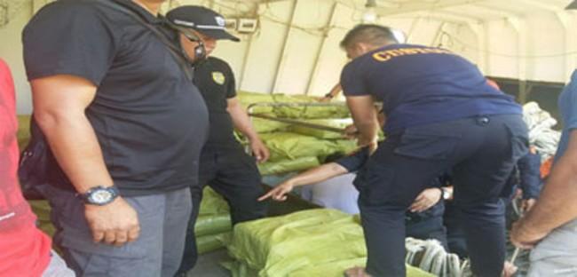 LAMPUNG POST | Bea Cukai Batam Amankan Kapal Berisi 1,6 Ton Sabu