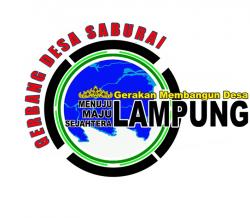 LAMPUNG POST | Sembilan Desa di Kecamatan Teluk Pandan Dapat Program Gadis Dan Gerbang Desa Saburai
