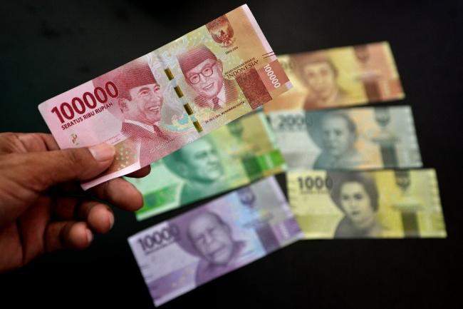 LAMPUNG POST   Rupiah Menguat di Level Rp13.335/USD