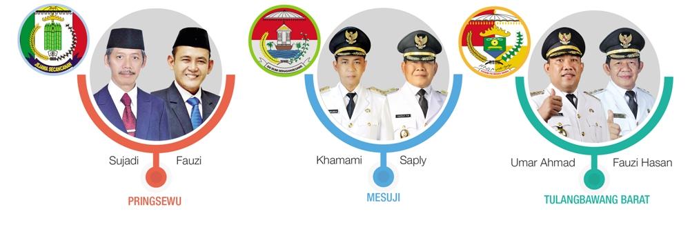 LAMPUNG POST | Bupati Baru untuk Kebangkitan Lampung