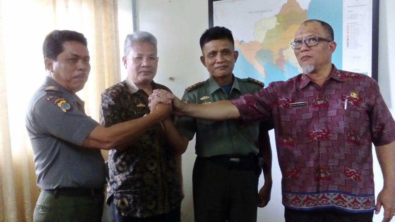 LAMPUNG POST | Amirsyah Jabat Kasat Polhut Provinsi Lampung