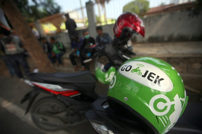 Driver Ojol Serukan Aksi Off Bid
