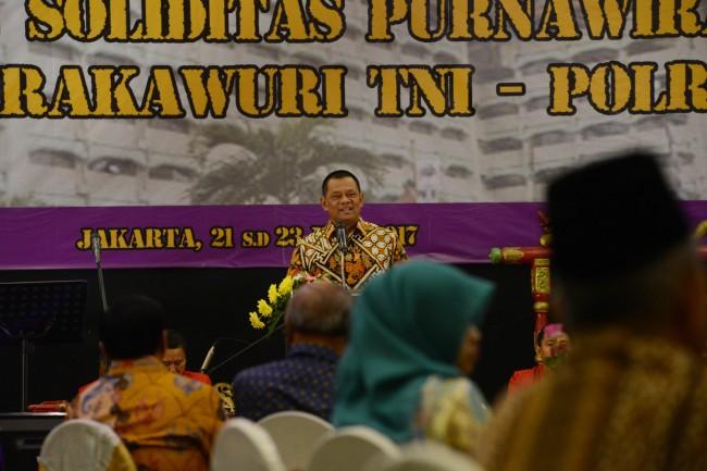 Jenderal Gatot Putuskan Sikap Politik Usai Pensiun