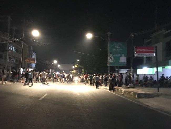 Bahas Pleno Konfercab, Kader HMI Dikabarkan Ribut