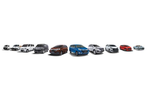 LAMPUNG POST | Penjualan Daihatsu Selama Tujuh Bulan Naik