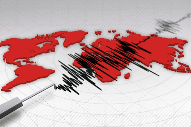 Gempa 5,2 SR Guncang Sukabumi dan Cianjur