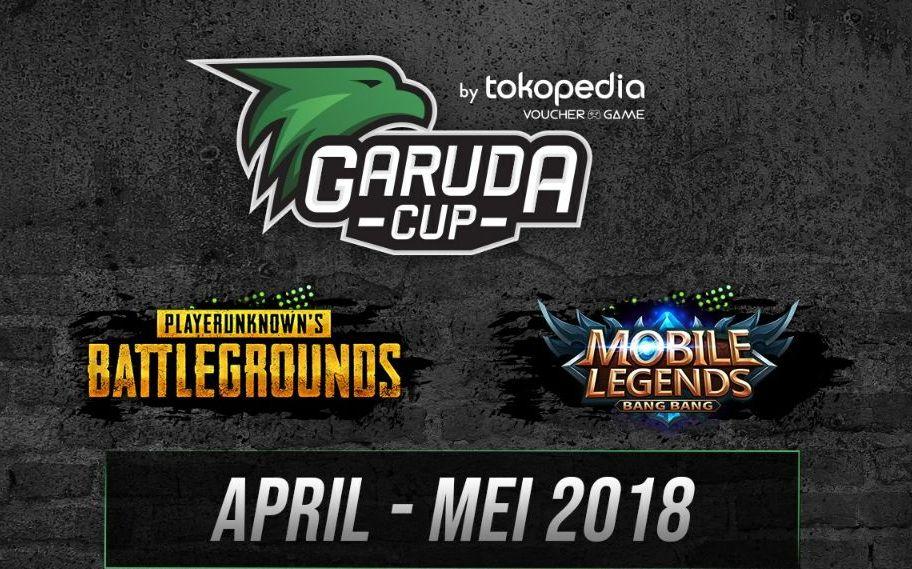 TurnamenEsportIndonesia Garuda Cup 2018 Digelar