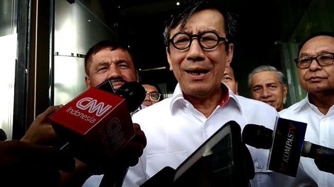 LAMPUNG POST   Menkumham Beberkan Alasan Ahok tak Ditahan di Lapas Cipinang
