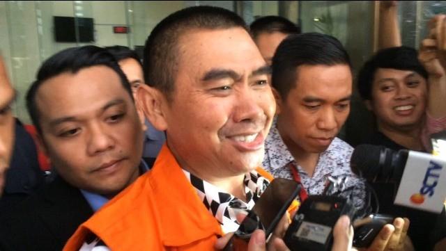 KPK Tahan Wali Kota Malang