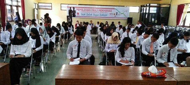 63 Peserta Ikuti Ajang Pemilihan Muli Mekhanai Lampung Barat