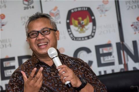 LAMPUNG POST | KPU Usulkan Calon Kada Tersangka KPK Didiskualifikasi